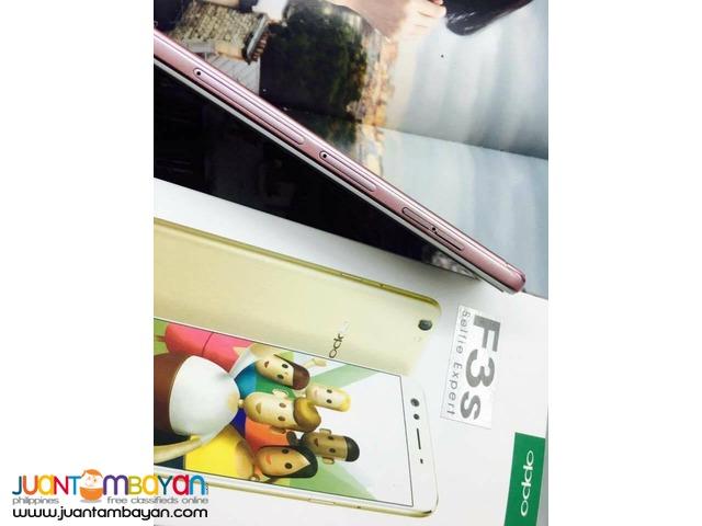 OPPO F3s - OPPO CELLPHONE Selfie Expert