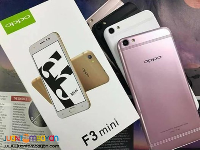 OPPO F3 Mini - OPPO CELLPHONE