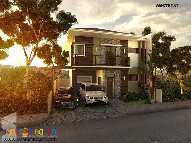 CEBU MINGLANILLA HIGHLANDS PRE SELLING OVERLOOKING HOUSE AND LOT