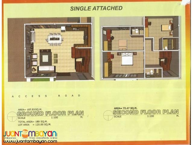 Kentwood Subdivision House and Lot Banawa, Cebu City