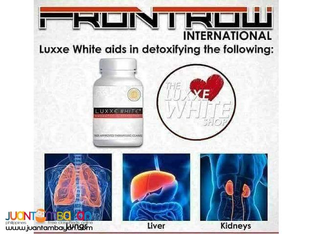 LUXXE WHITE ENHANCE Glutathione 60 capsules