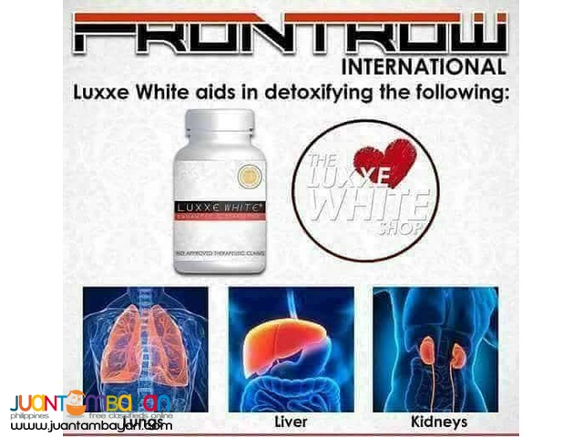 LOOKING FOR ACTIVE RESELLERS Luxxe White Enhance Glutathione Capsules