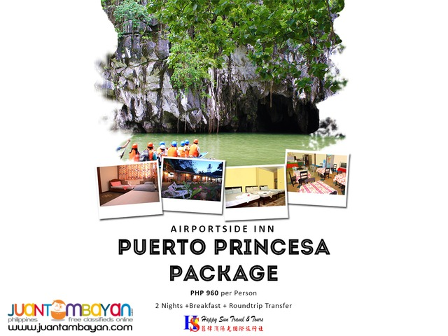 3D2N Puerto Princesa Package
