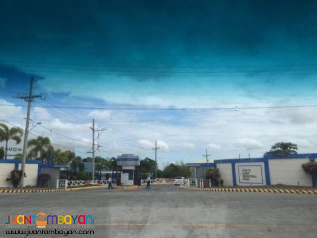 NO DOWNPAYMENT INDUSTRIAL LOT at silang cavite.