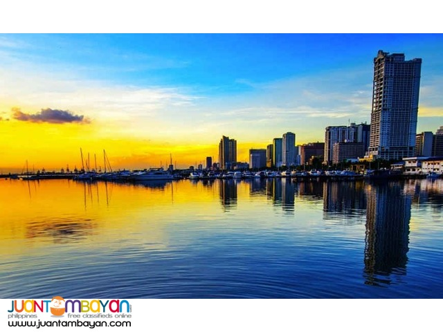 94 sqm. 2 bedrooms Manila Bay Luxury Condo for Sale near Okada