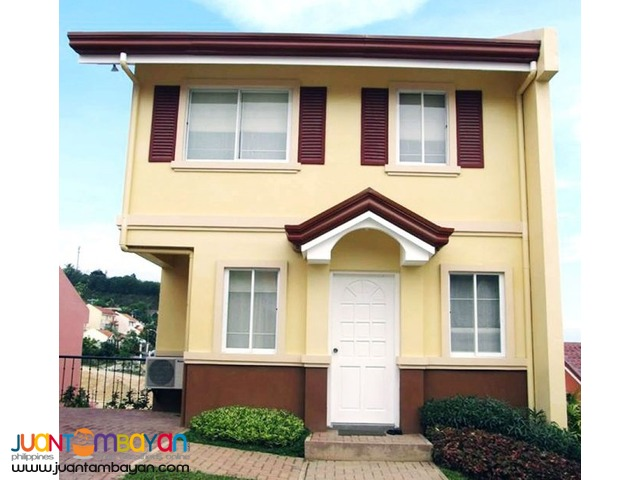 CAMELLA RIVERWALK CARMINA HOUSE & LOT MOVE-IN FOR ONLY 5pct DP