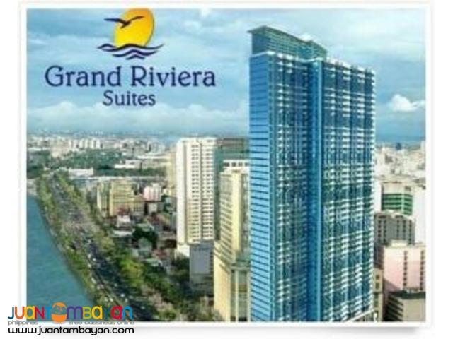 Grand Riviera Suit studio type for rent