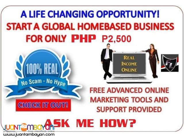 Earn P1000, P2000, P3000 pesos Plus Everyday… Extra Income