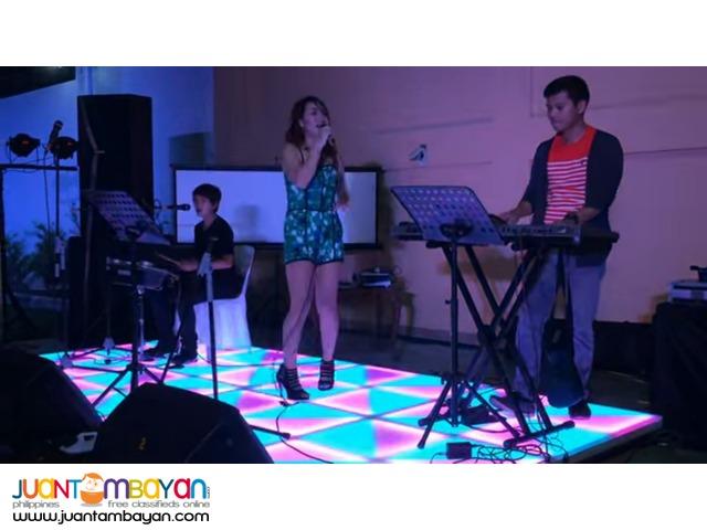 Dance Floor - LED Dance Floor - Lighted Dance Floor