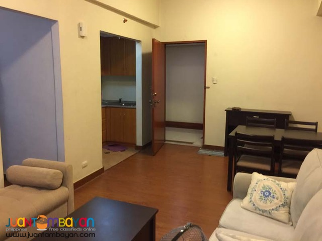 Fully furnished Studio type Condo for Rent in Eastwood City