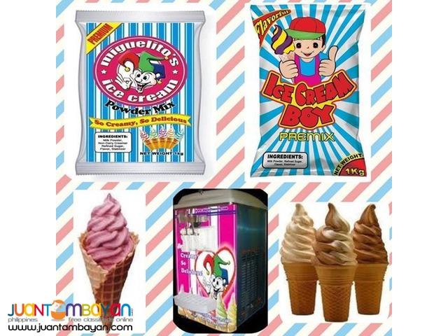 Ice Cream Boy Premix