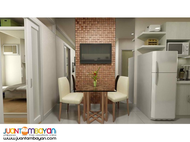Affordable and Accessible Condo in Quezon City