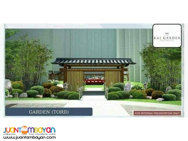 Kai Garden Residences, Japanese Themed Condo