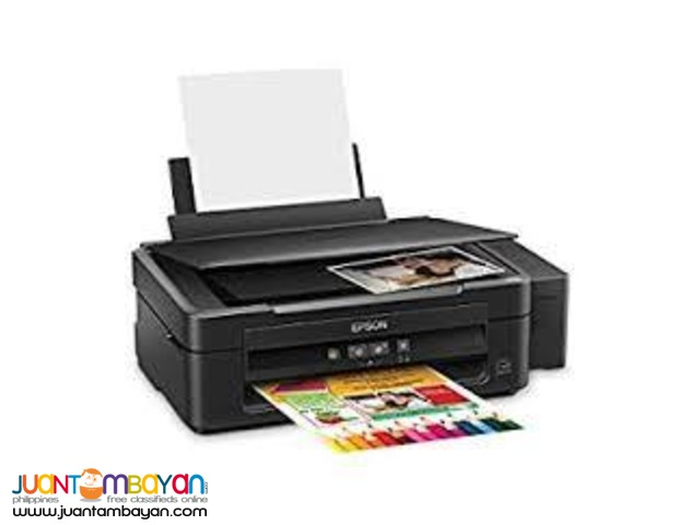 EPSON L380 Free Delivery Lifetime Service Money Back Guarantee
