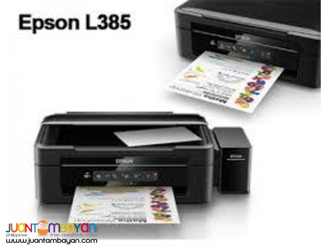 EPSON L485 Free Delivery Lifetime Service Money Back Guarantee
