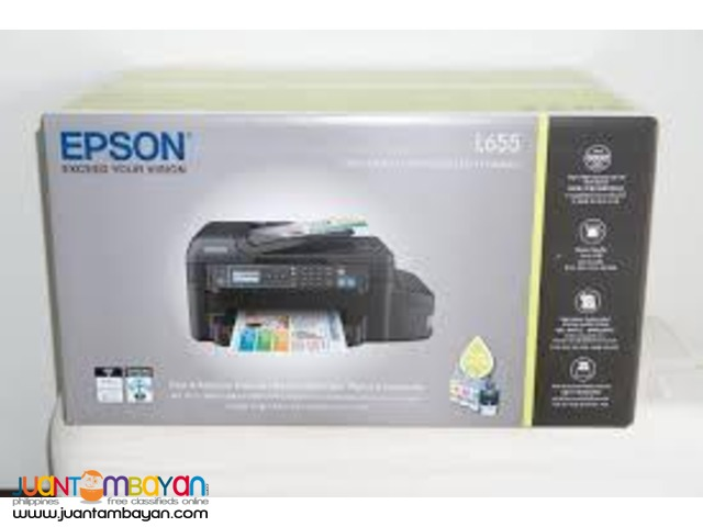 EPSON L655 Free Delivery Lifetime Service Money Back Guarantee