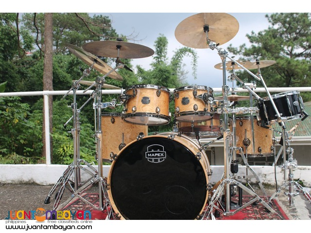 Mapex Saturn V Exotic shell pack