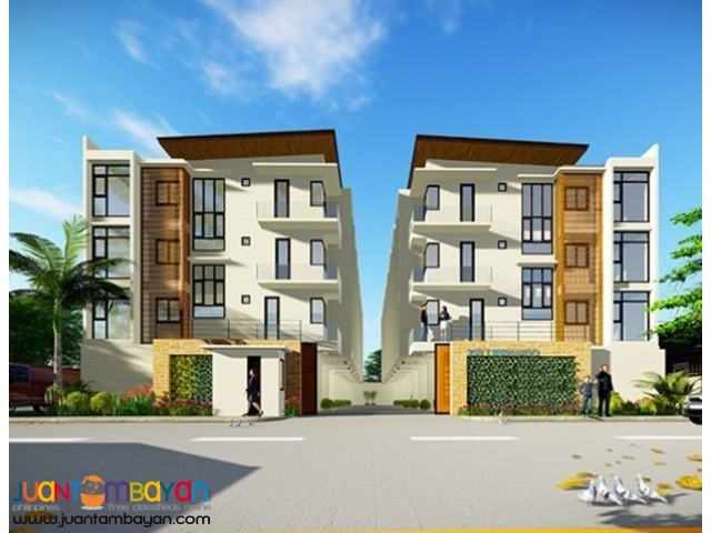 4-storey Ready-for-occupancy Townhouse in Mandaluyong