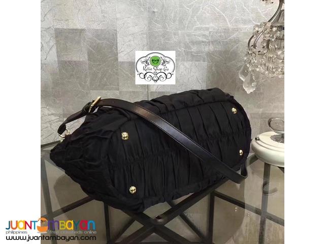 Prada Tessuto Gaufre shoulder bag