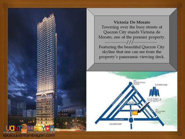 Condo Unit in Morato Quezon City