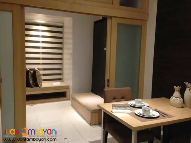 1BR Condo Unit in Tomas Morato Quezon City