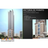 Condominium Unit in Morato Quezon City