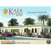 Low Cost Housing thru Pag-ibig in Kai Homes
