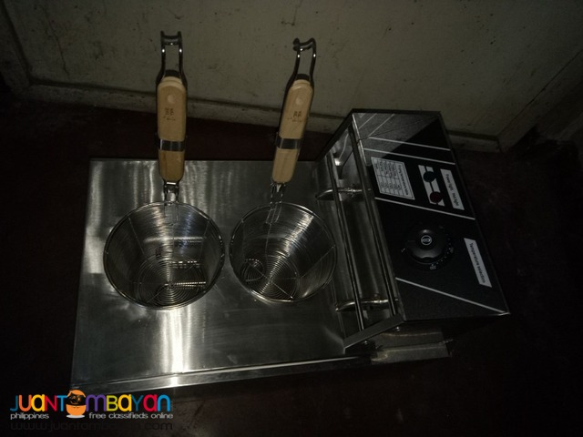 ELECTRIC NOODLE COOKER (2 holes)
