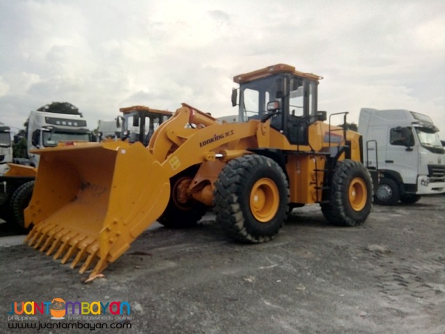 CDM856 Wheel Loader 3.0 Cubic LONKING