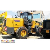 CDM860 WHEEL LOADER 3.5 CUBIC LONKING