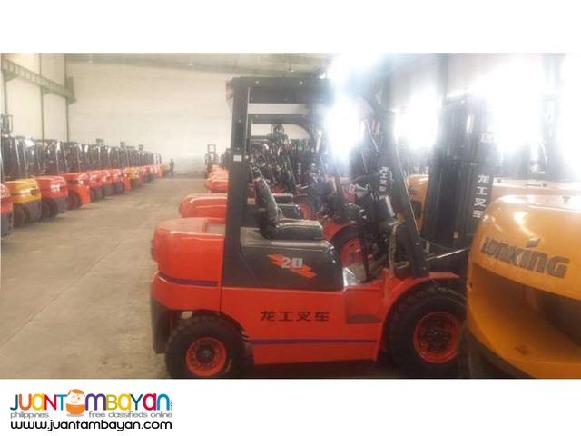 LG20DT Diesel Forklift 2Tons LONKING