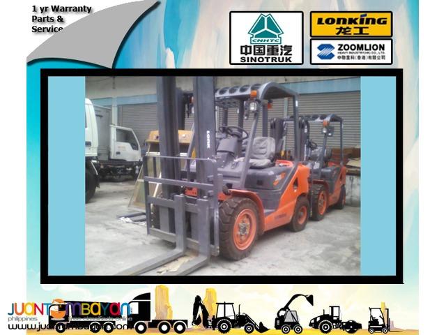 LG30DT Diesel Forklift Engine 3 Tons LONKING
