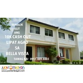10K Lipat Agad Townhouse General Trias Cavite Bella Vista