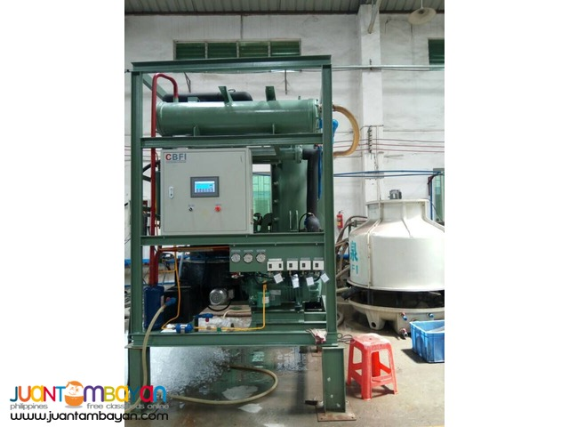Industrial Ice Tube Machine