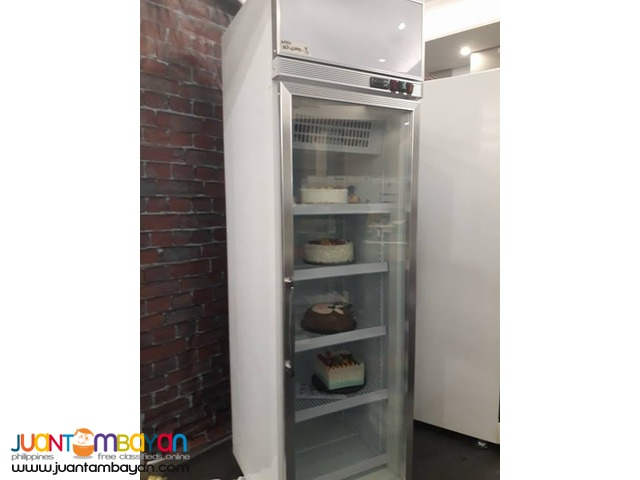 Upright Freezer Scoolman