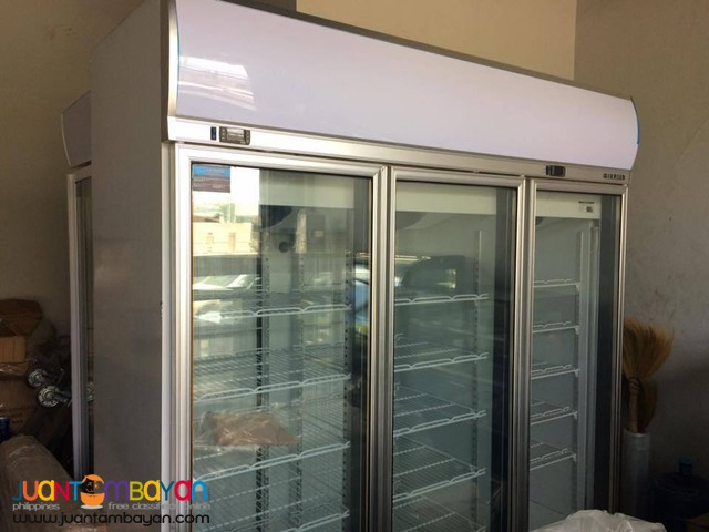 Combi Freezer /Chiller display