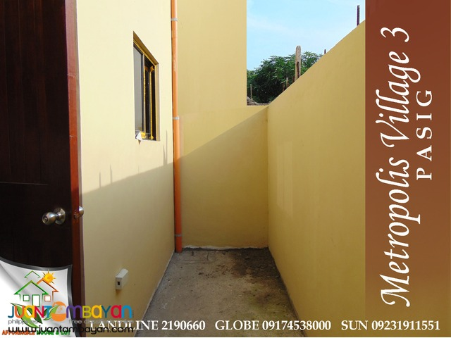 Birmingham Pasig House n Lot for Sale n Countryside Village nr Ortigas