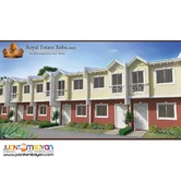 Very Affordable House for sale at Garden Bloom in Minglanilla, Cebu