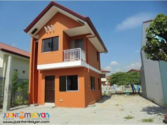 Single Attached House n Lot for Sale in Ricarte Cainta Ortigas Extn