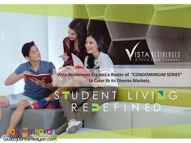 Vista Plumeria Taft condo for sale in Manila near De Lassale
