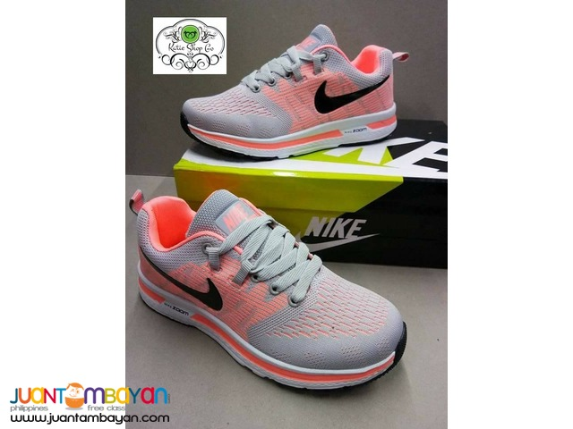 LADIES - NIKE ZOOM RUBBER SHOES