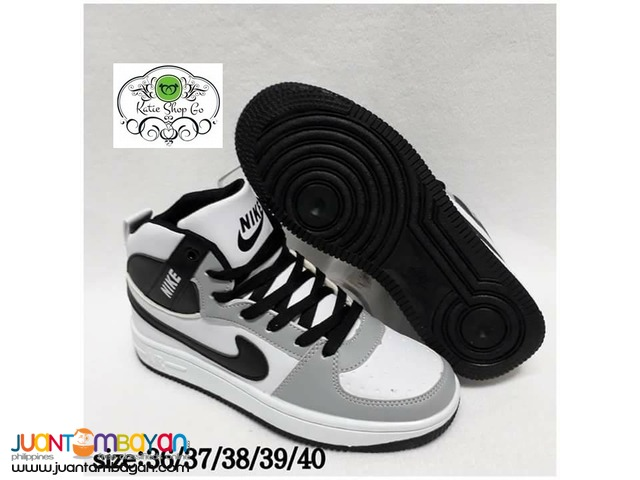 NIKE HIGH CUT RUBBER SHOES FOR LADIES