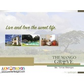 Affordable House and Lot Near Alabang The Mango Grove