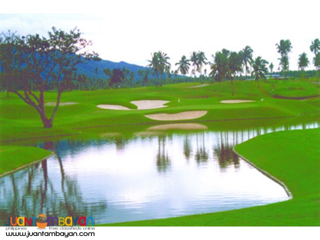 Summit Point golf and country club Lot For sale lipa City