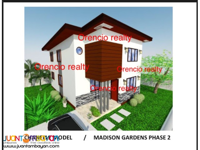 Madison Garden Sto Tomas Batangas | Tanauan City | Orencio Anthony