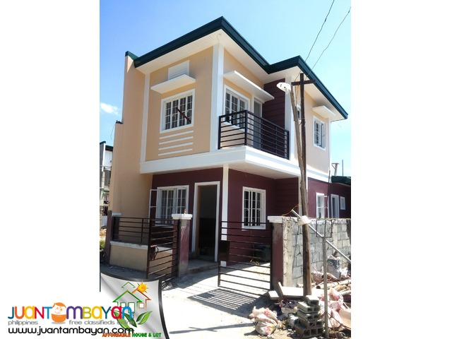 RFO Single Attached House for Sale in San Mateo Placid Homes
