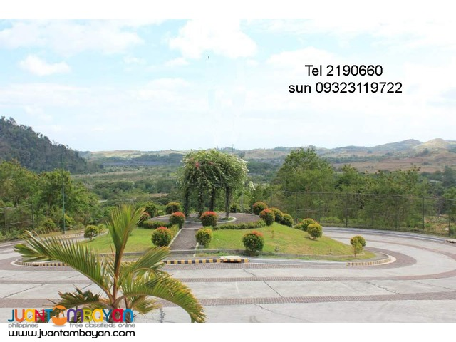 Palo Alto Residential and Farm Lot Sale in Baras with Resort n Fall