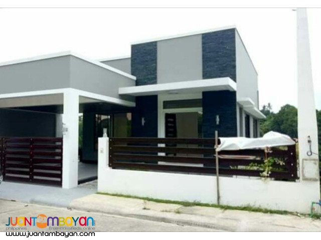 Brand new  luxury house&lot in maa   ,davao city