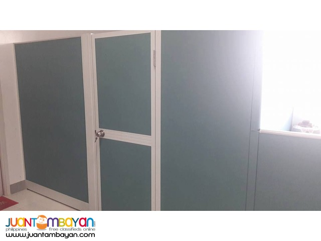 Modular Costumize Office Partition