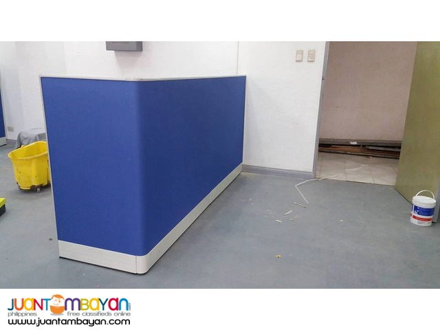 JVSG-Full fabric Office Partition